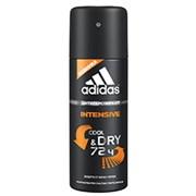 Coty Адидас Action 3 Антиперспирант спрей Dry Max МУЖ Intensive 150мл