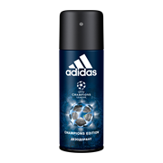 Coty Адидас Champions League CHAMPIONS Дезодорант спрей 150