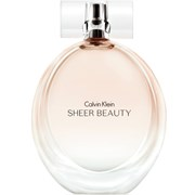CK BEAUTY SHEER lady 100 ml edt