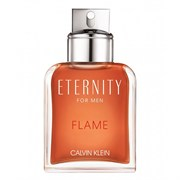 CK ETERNITY FLAME men 50ml edt
