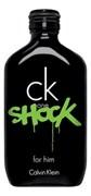 CK ONE  SHOCK men 50ml edt