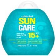 SUN CARE Крем SPF 15+ Солнцезащ.для лица и тела 100 мл
