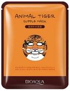 BIOAQUA Маска Тканевая для лица УВЛАЖНЯЮЩАЯ  Тигр