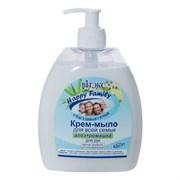 BITЭКС HAPPY FAMILY Крем-мыло для рук Алоэ+Ромашка 500 мл