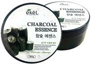 EKEL Гель Успокаивающий CHARCOAL древесный уголь 300 мл