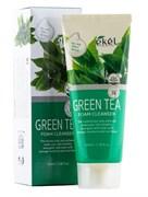 EKEL Пенка для умывания GREEN TEA с зеленым чаем 100 мл