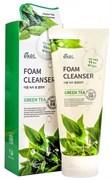 EKEL Пенка для умывания GREEN TEA с зеленым чаем 180 мл