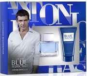 ANTONIO BANDERAS Blue Seduction набор (edt 50мл+бальз. п/бритья 75мл)