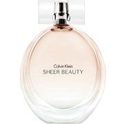 CK BEAUTY SHEER lady TEST 100 ml edt
