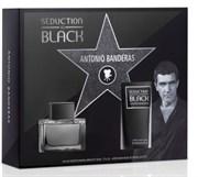 ANTONIO BANDERAS BLACK Seduction набор(50мл+бальз. п/бритья 100мл)