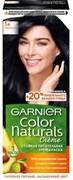 Гарньер Краска для волоc Колор Нэчралс 1+ ультра черный