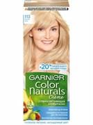 Гарньер Краска для волоc Колор Нэчралс сильно осветляющий 113 песочный блондин