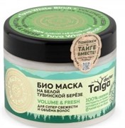 Doctor Taiga Маска Освеж для супер свежести и объема волос 300 мл