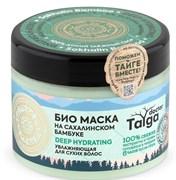 Doctor Taiga Маска Увлажняющая для сухих волос 300 мл