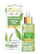BIELENDA GREEN TEA Сыворотка для лица 30 мл