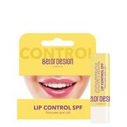 BELOR DESIGN Бальзам для губ LIP CONTROL SPF