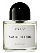 BYREDO Accord Oud unisex  50ml edp