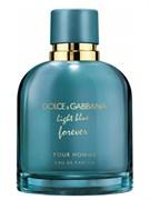 DOLCE & GABBANA LIGHT BLUE Forever men  50ml edp NEW