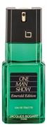JACQUES BOGART ONE MAN SHOW Emerald Edition men 100ml edt
