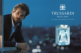 TRUSSARDI Blue Land men  30ml edt