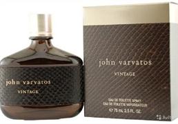 JOHN VARVATOS Vintage men  75ml edt