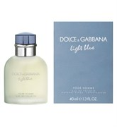 DOLCE & GABBANA LIGHT BLUE men  40ml edt