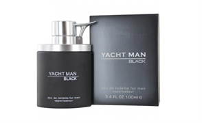 ANTONIO BANDERAS YACHT MAN BLACK men 100ml edt