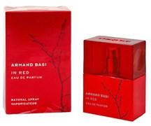 ARMAND BASI IN RED lady  50ml edp повреждена упаковка