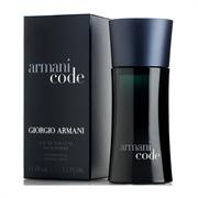 ARMANI CODE men  50ml edt